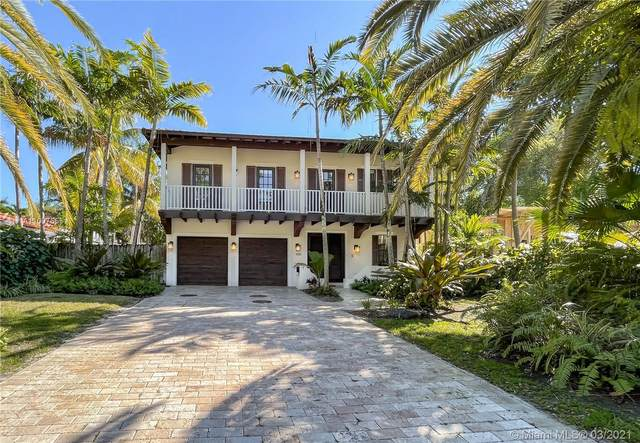 4130 Hardie Ave, Miami, FL 33133 (MLS #A11007655) :: The Riley Smith Group