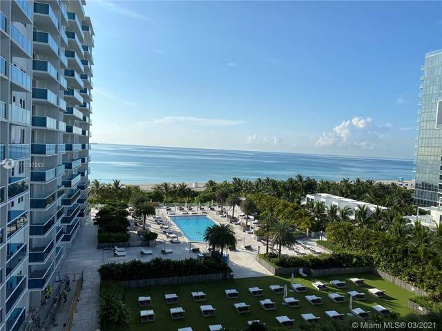2301 Collins Ave #842, Miami Beach, FL 33139 (MLS #A11007663) :: Berkshire Hathaway HomeServices EWM Realty