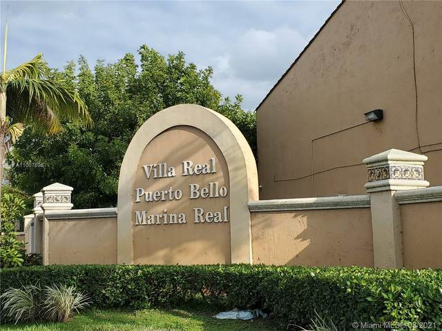 1134 NW 123rd Ct #403, Miami, FL 33182 (MLS #A11007696) :: The Teri Arbogast Team at Keller Williams Partners SW