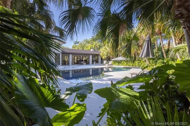 9449 SW 61st Ct, Pinecrest, FL 33156 (MLS #A11007717) :: Prestige Realty Group