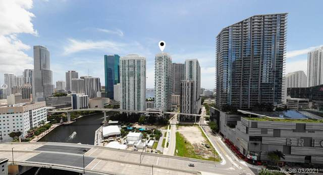 41 SE 5th St #2011, Miami, FL 33131 (MLS #A11007722) :: ONE | Sotheby's International Realty