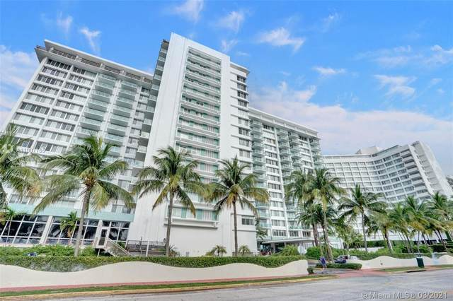 1000 West Ave #1230, Miami Beach, FL 33139 (MLS #A11007765) :: Berkshire Hathaway HomeServices EWM Realty