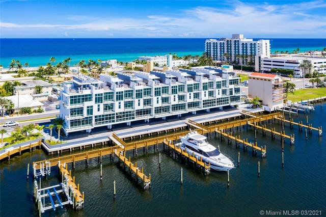 2800 N Ocean Dr, Hollywood, FL 33019 (MLS #A11007821) :: GK Realty Group LLC