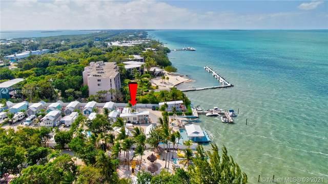 97680 Overseas Highway, Key Largo, FL 33037 (#A11007845) :: Posh Properties