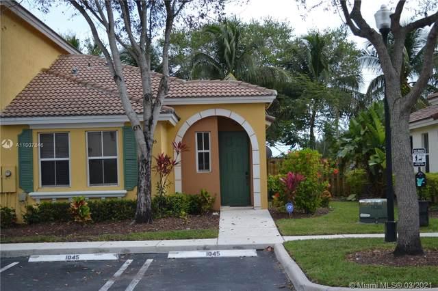1045 NE 42 Pl, Homestead, FL 33033 (MLS #A11007846) :: Equity Realty