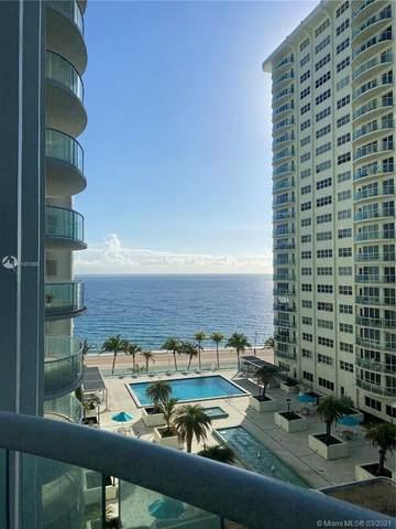 3410 Galt Ocean Dr 710N, Fort Lauderdale, FL 33308 (MLS #A11007866) :: Berkshire Hathaway HomeServices EWM Realty
