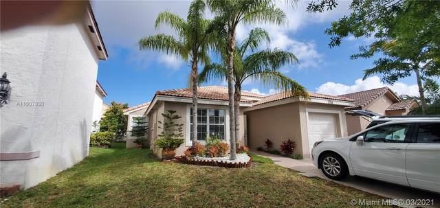 17315 SW 20th St, Miramar, FL 33029 (MLS #A11007950) :: Berkshire Hathaway HomeServices EWM Realty