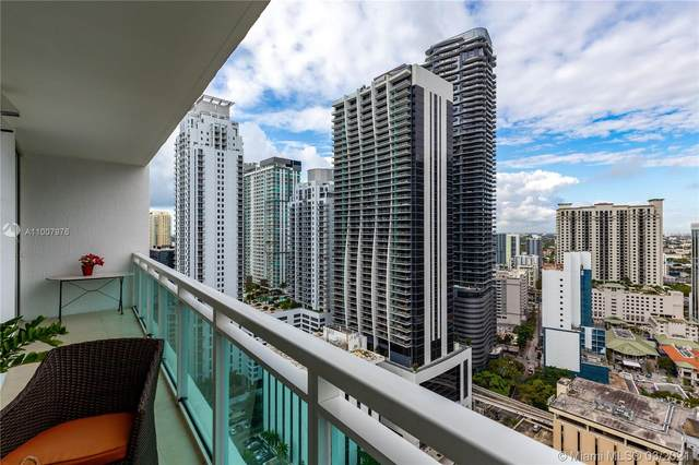 951 Brickell Ave #2905, Miami, FL 33131 (MLS #A11007976) :: Green Realty Properties