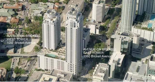 1050 Brickell Ave Ph3504, Miami, FL 33131 (MLS #A11008021) :: Castelli Real Estate Services