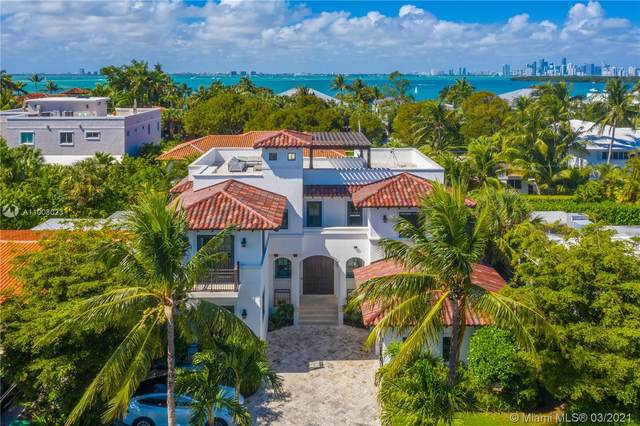 330 Harbor Ct, Key Biscayne, FL 33149 (MLS #A11008023) :: The Riley Smith Group