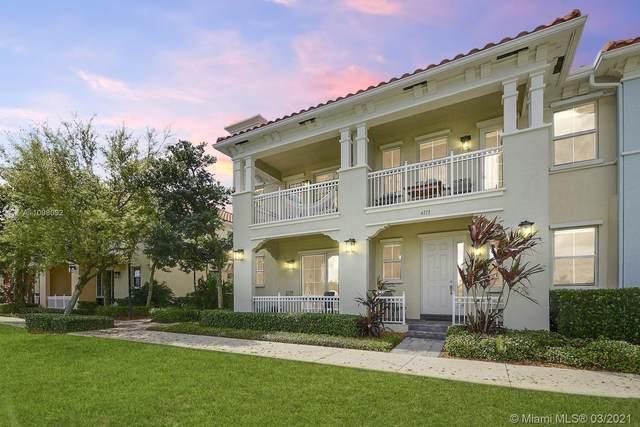 4113 Cascada Cir, Cooper City, FL 33024 (MLS #A11008092) :: Green Realty Properties