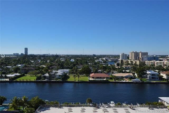 1985 S Ocean Dr 10E, Hallandale Beach, FL 33009 (MLS #A11008100) :: Search Broward Real Estate Team