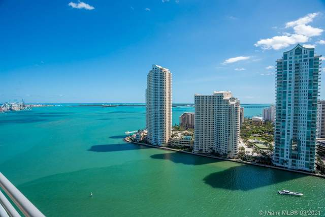 335 S Biscayne Blvd #2803, Miami, FL 33131 (MLS #A11008102) :: Green Realty Properties