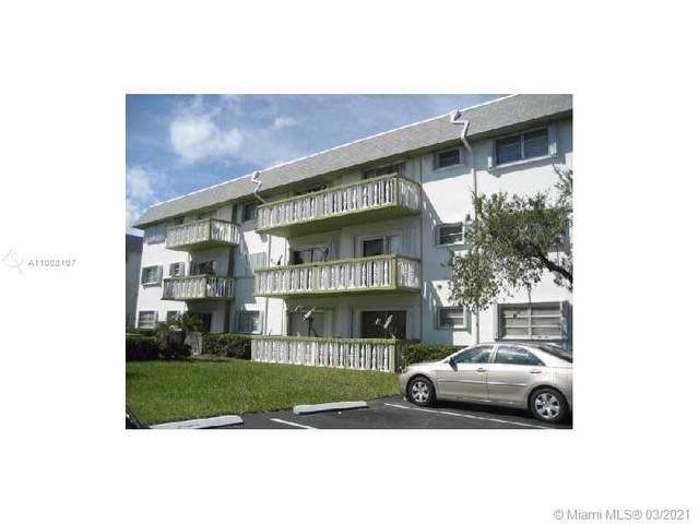 15225 NE 6 AV B307, North Miami Beach, FL 33162 (MLS #A11008107) :: The Howland Group