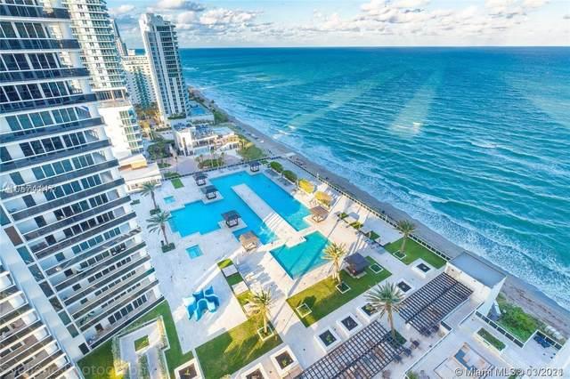 1830 S Ocean Dr #4609, Hallandale Beach, FL 33009 (MLS #A11008112) :: Douglas Elliman
