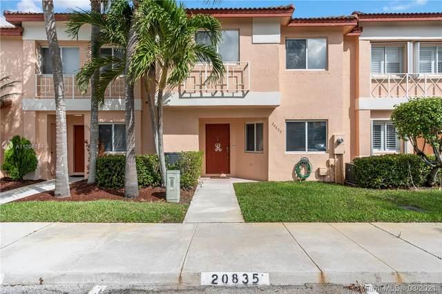 20835 NW 1st St #20835, Pembroke Pines, FL 33029 (MLS #A11008194) :: Berkshire Hathaway HomeServices EWM Realty