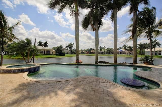 12534 Stoneway Ct, Davie, FL 33330 (MLS #A11008195) :: Berkshire Hathaway HomeServices EWM Realty