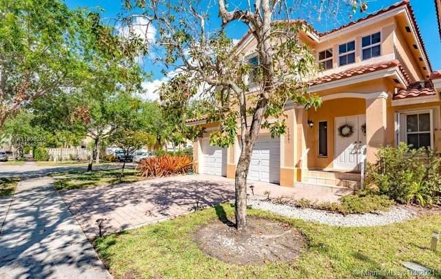 17061 SW 36th Ct, Miramar, FL 33027 (MLS #A11008206) :: Castelli Real Estate Services