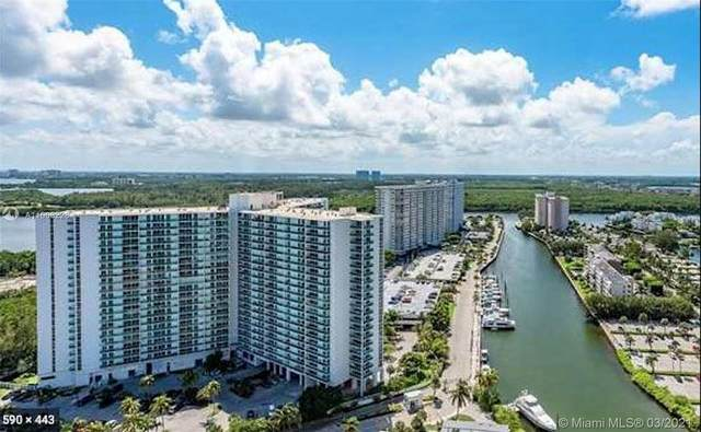 100 Bayview Dr #204, Sunny Isles Beach, FL 33160 (MLS #A11008228) :: The Teri Arbogast Team at Keller Williams Partners SW