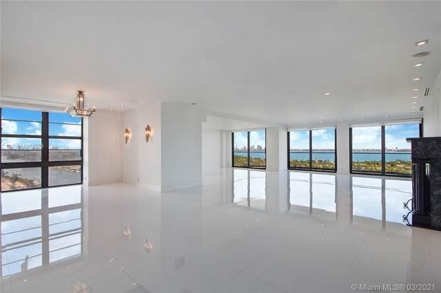 5500 Collins Ave #2303, Miami Beach, FL 33140 (MLS #A11008229) :: Jo-Ann Forster Team