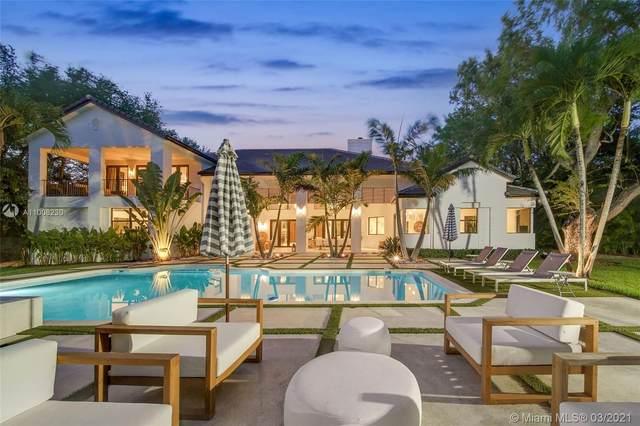5880 SW 91st St, Pinecrest, FL 33156 (MLS #A11008230) :: Berkshire Hathaway HomeServices EWM Realty