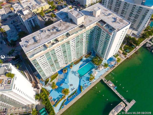 1000 West Ave #1020, Miami Beach, FL 33139 (MLS #A11008341) :: Berkshire Hathaway HomeServices EWM Realty