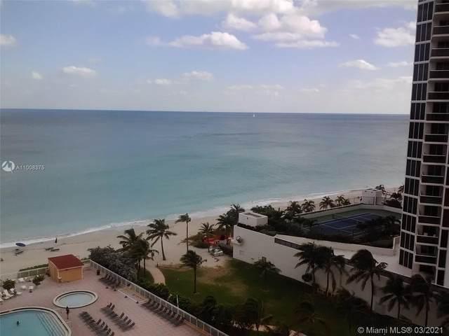 19201 Collins Ave #903, Sunny Isles Beach, FL 33160 (MLS #A11008375) :: Douglas Elliman