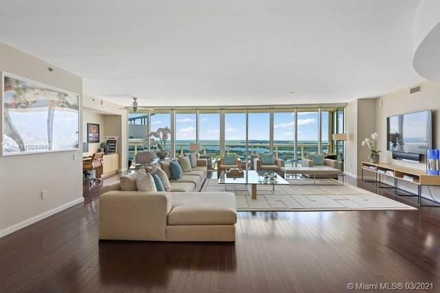 450 Alton Rd #3903, Miami Beach, FL 33139 (MLS #A11008396) :: Berkshire Hathaway HomeServices EWM Realty
