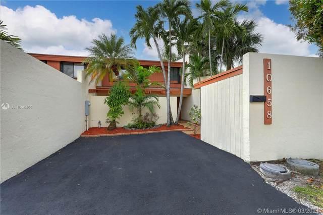 10658 SW 76th Ter, Miami, FL 33173 (MLS #A11008455) :: Castelli Real Estate Services