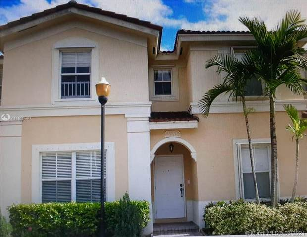 3185 SW 129th Ave #117, Miramar, FL 33027 (MLS #A11008461) :: The Teri Arbogast Team at Keller Williams Partners SW