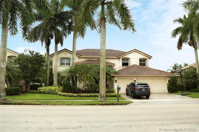 1642 Victoria Pointe Cir, Weston, FL 33327 (MLS #A11008508) :: ONE Sotheby's International Realty