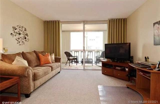 301 NE 14th Ave #204, Hallandale Beach, FL 33009 (MLS #A11008550) :: Castelli Real Estate Services