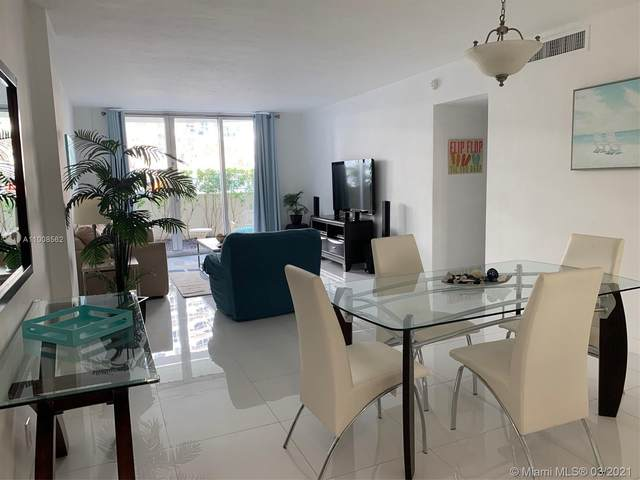 3801 S Ocean Dr 1B, Hollywood, FL 33019 (MLS #A11008562) :: The Riley Smith Group