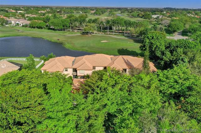 11909 Glenmore Dr 4-1, Coral Springs, FL 33071 (MLS #A11008563) :: GK Realty Group LLC