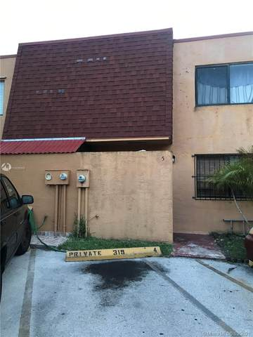 319 NW 109th Ave 5A, Miami, FL 33172 (MLS #A11008569) :: Compass FL LLC