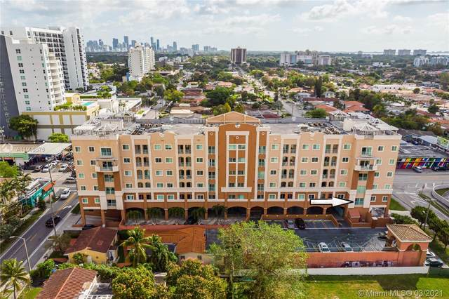 2280 SW 32nd Ave #215, Miami, FL 33145 (MLS #A11008576) :: The Teri Arbogast Team at Keller Williams Partners SW