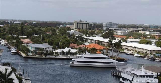 2841 N Ocean Blvd #1105, Fort Lauderdale, FL 33308 (MLS #A11008593) :: GK Realty Group LLC