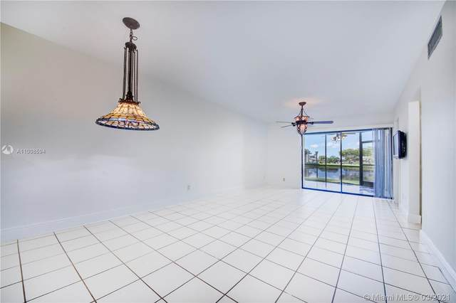 3252 Foxcroft Rd #109, Miramar, FL 33025 (MLS #A11008594) :: Berkshire Hathaway HomeServices EWM Realty