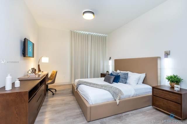 777 N Ocean Dr S503, Hollywood, FL 33019 (MLS #A11008622) :: Green Realty Properties