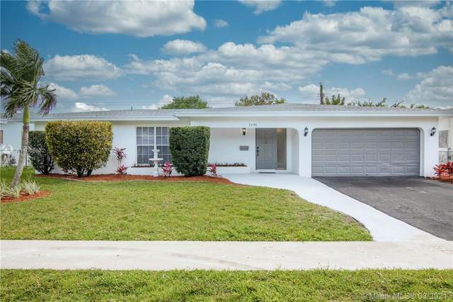 7230 NW 20th Ct, Sunrise, FL 33313 (MLS #A11008632) :: Castelli Real Estate Services