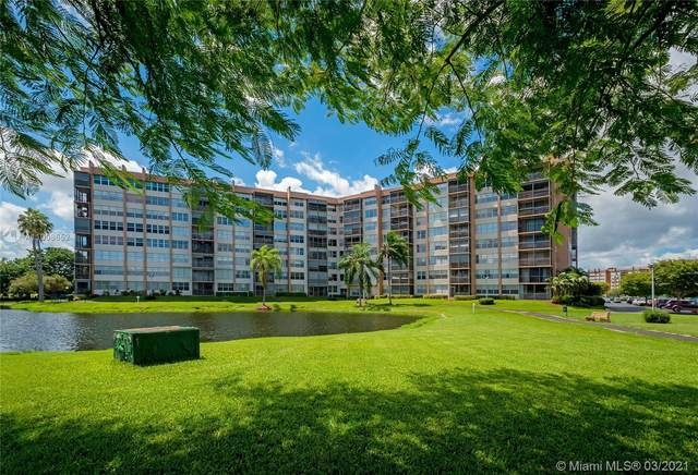 1200 Saint Charles Place #514, Pembroke Pines, FL 33026 (MLS #A11008652) :: Berkshire Hathaway HomeServices EWM Realty