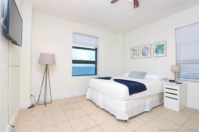 101 N Ocean Dr #791, Hollywood, FL 33019 (MLS #A11008668) :: Dalton Wade Real Estate Group