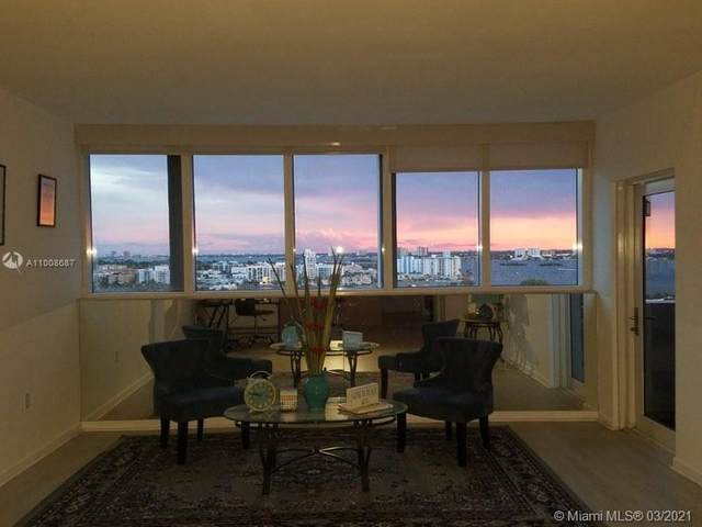 10275 Collins Ave #1528, Bal Harbour, FL 33154 (#A11008687) :: Posh Properties