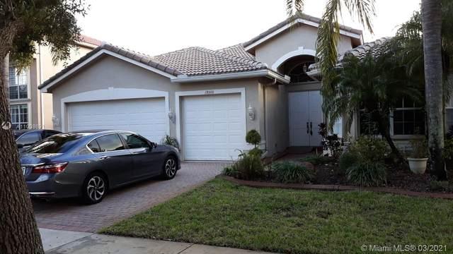 19300 SW 54th St, Miramar, FL 33029 (MLS #A11008691) :: Green Realty Properties