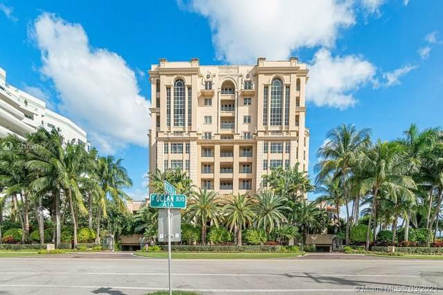 2500 S Ocean Blvd #402, Boca Raton, FL 33432 (MLS #A11008732) :: Natalia Pyrig Elite Team | Charles Rutenberg Realty
