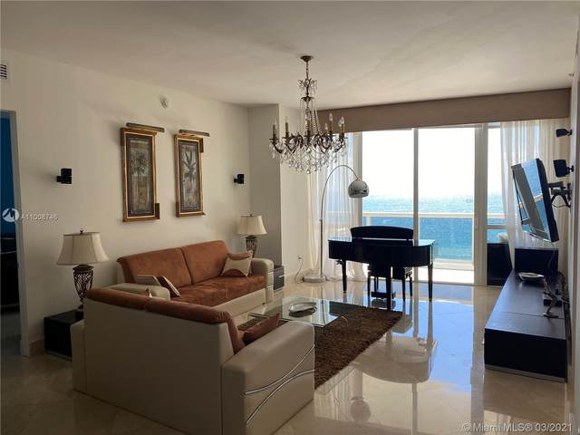 15901 Collins Ave #1707, Sunny Isles Beach, FL 33160 (MLS #A11008746) :: Search Broward Real Estate Team
