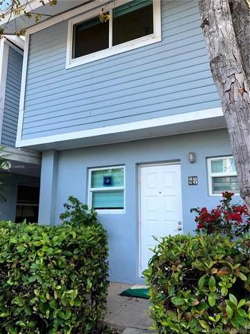 798 Crandon Blvd 28-C, Key Biscayne, FL 33149 (MLS #A11008760) :: The Riley Smith Group