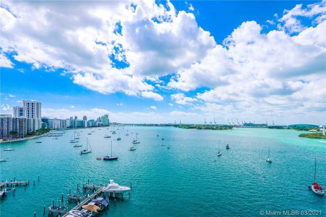 9 Island Ave #1208, Miami Beach, FL 33139 (MLS #A11008777) :: The Teri Arbogast Team at Keller Williams Partners SW