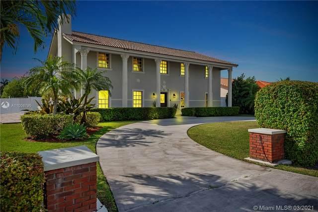 1560 SW 139th Ave, Miami, FL 33184 (MLS #A11008795) :: Equity Advisor Team