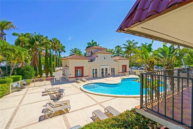 6711 N Kendall Dr #507, Pinecrest, FL 33156 (MLS #A11008840) :: Berkshire Hathaway HomeServices EWM Realty